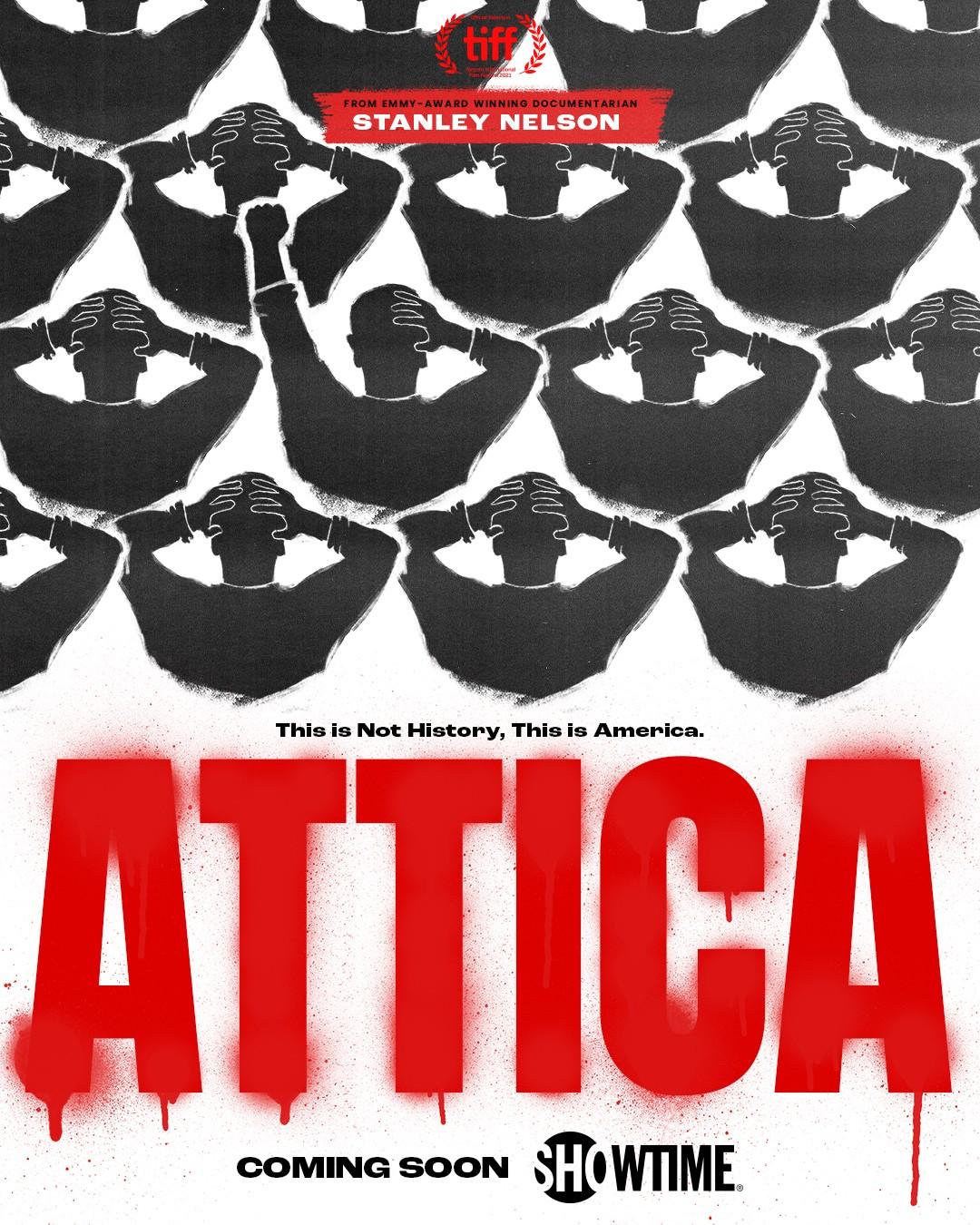 Poster for Attica