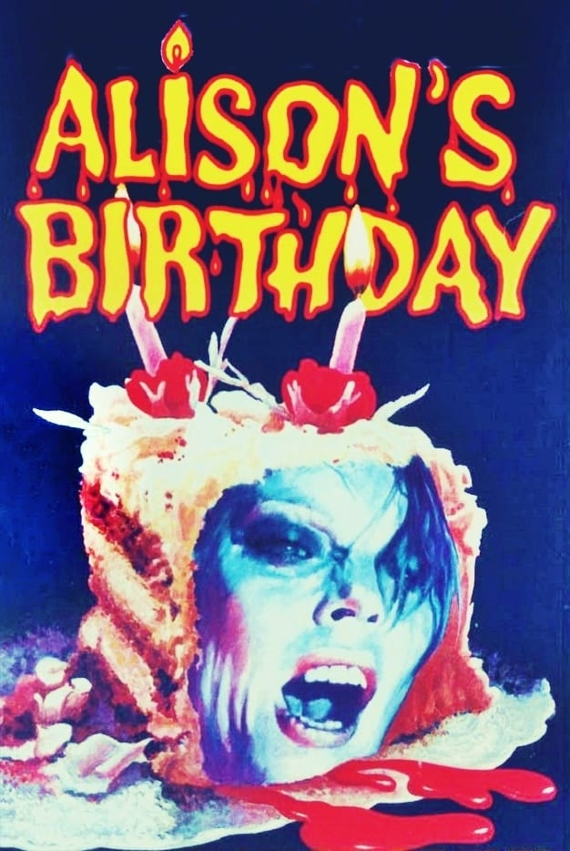 Poster for Alison's Birthday