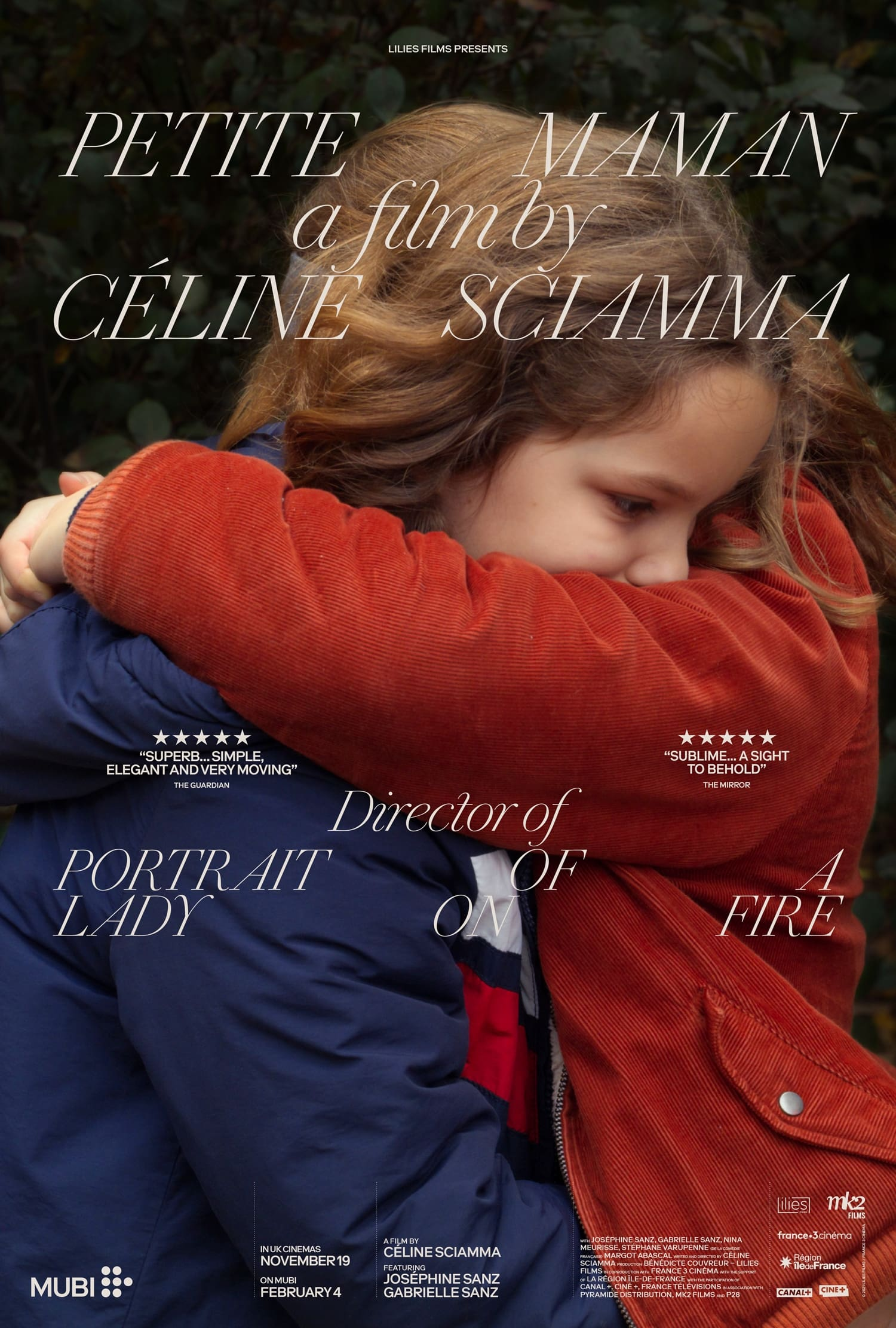 Poster for Petite Maman