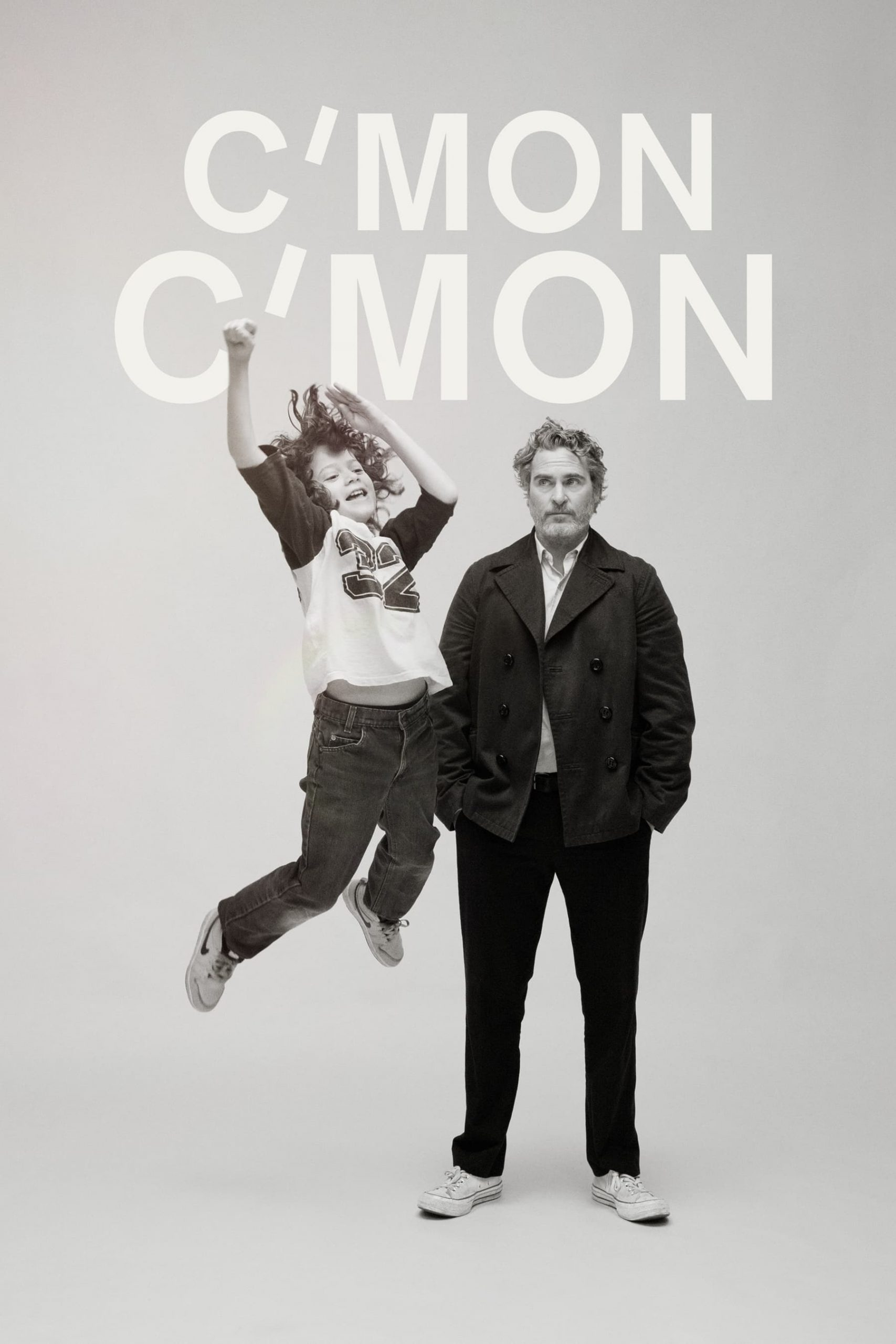 Poster for C'mon C'mon
