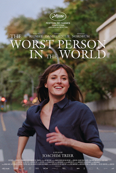 Poster for The Worst Person in the World (Special Premiere Screening!)