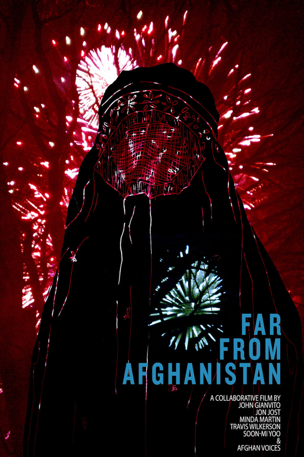 Poster for Far from Afghanistan