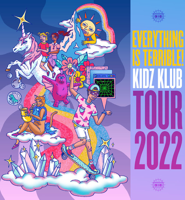Poster for Everything is Terrible! Kidz Klub Tour (Live Performance!)