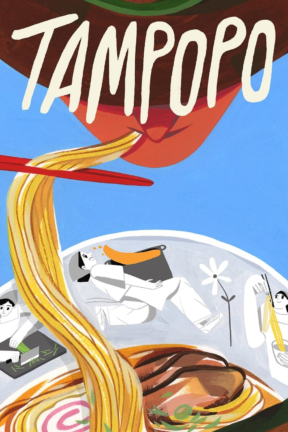 Poster for TAMPOPO