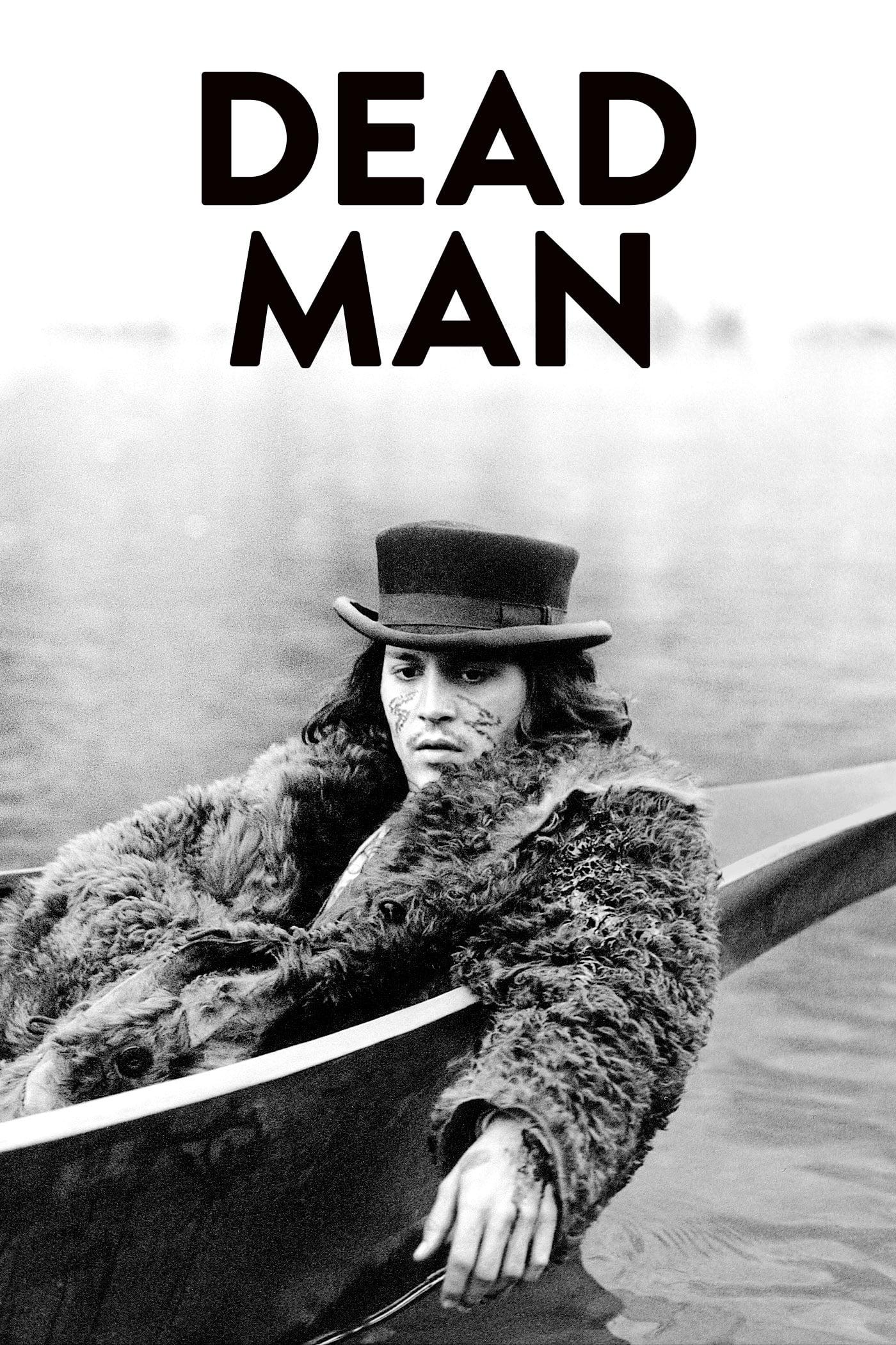 Poster for DEAD MAN