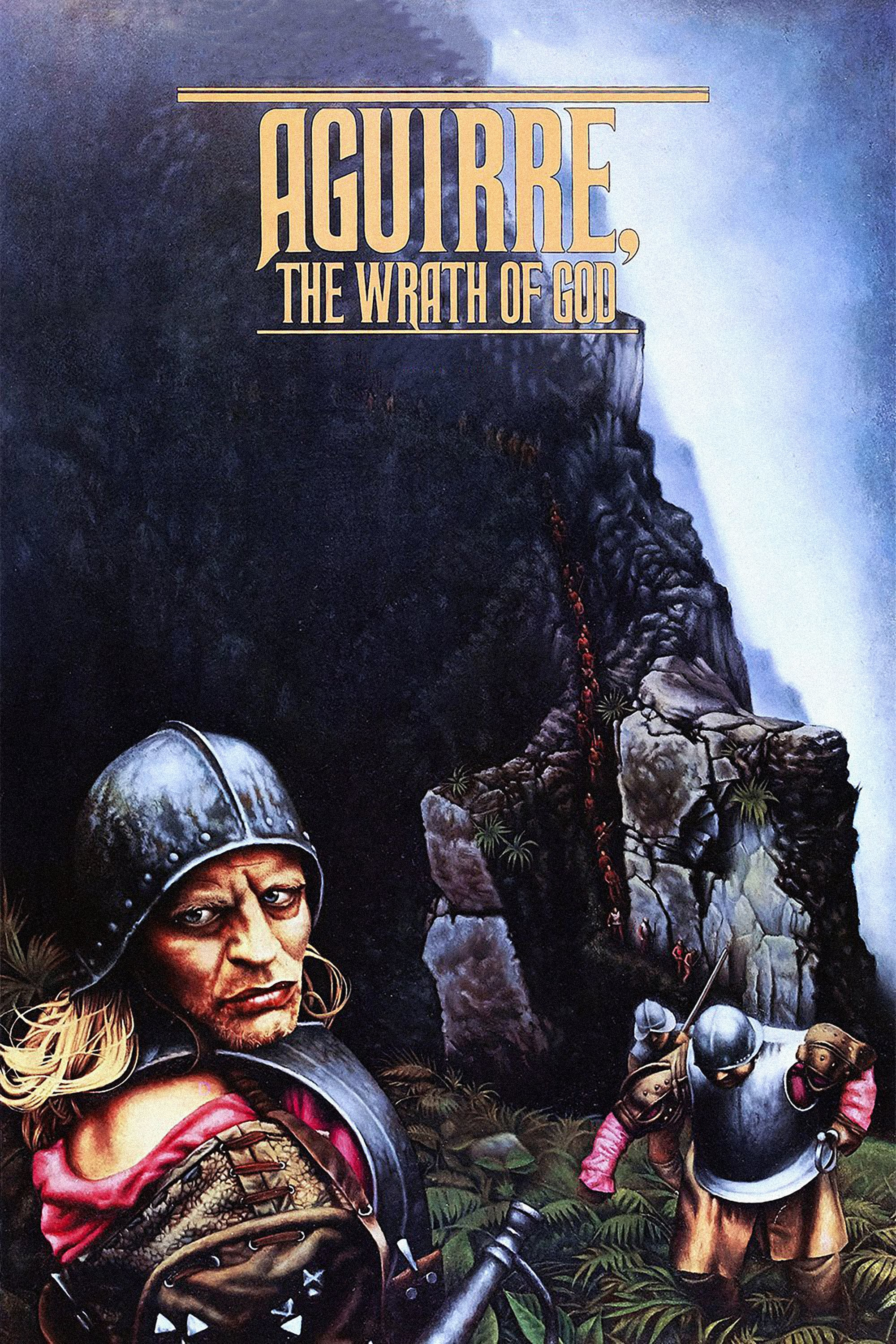 Poster for AGUIRRE, THE WRATH OF GOD