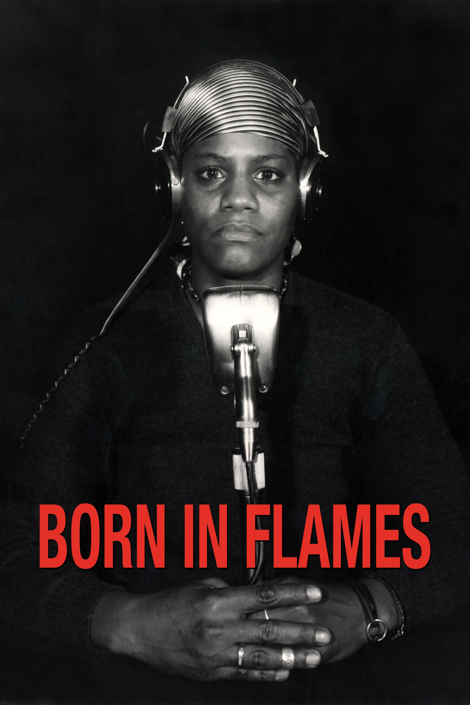 Poster for BORN IN FLAMES