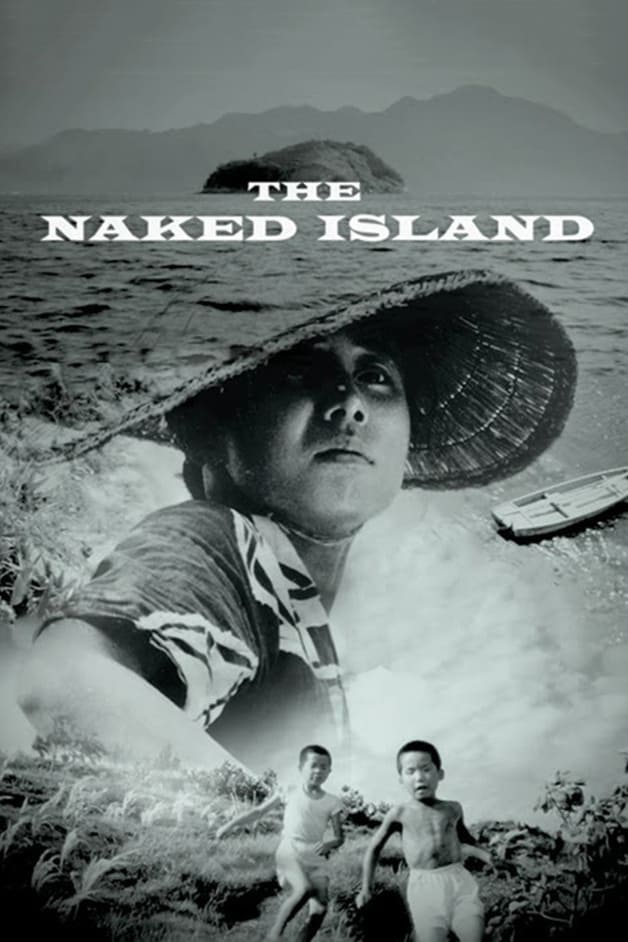 Poster for THE NAKED ISLAND