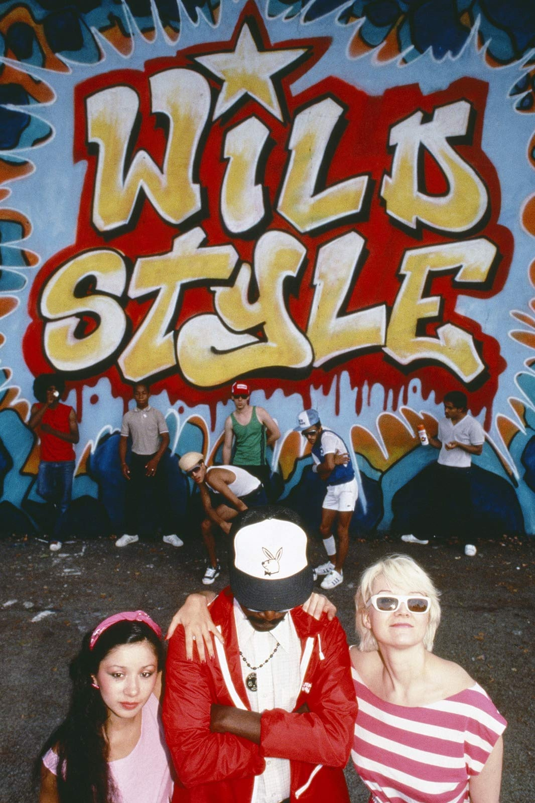 Poster for WILD STYLE