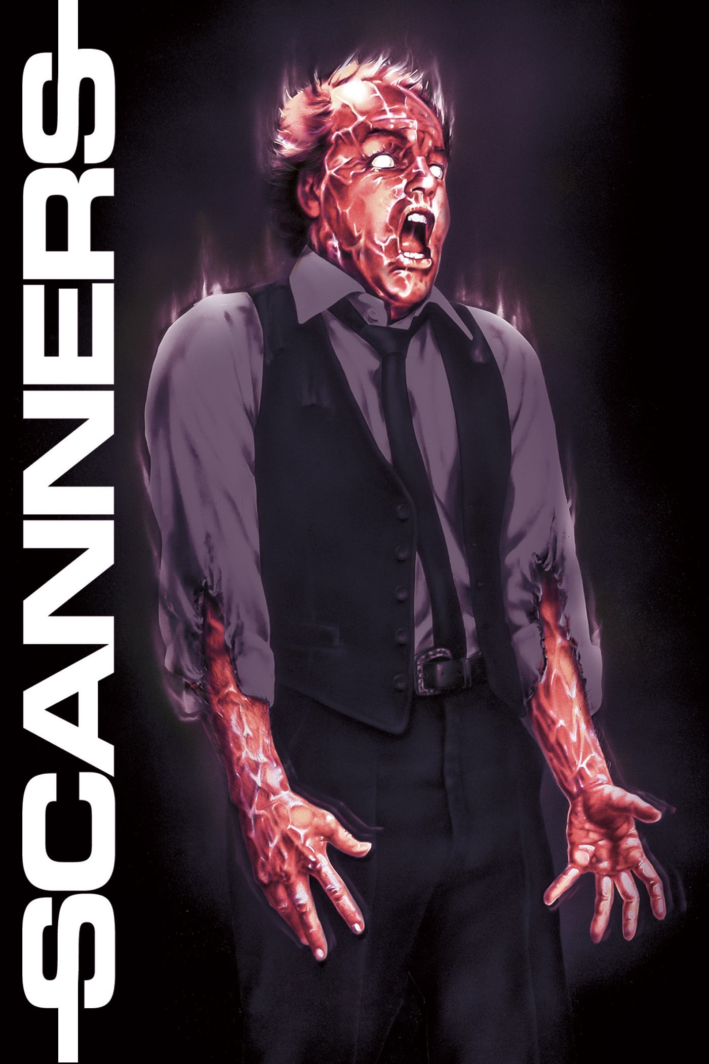 Poster for SCANNERS
