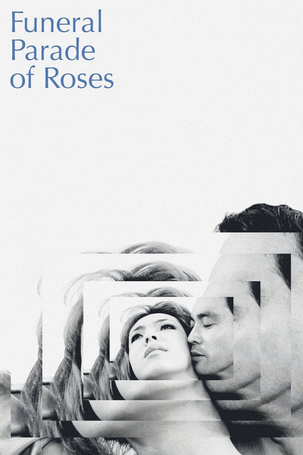Poster for FUNERAL PARADE OF ROSES