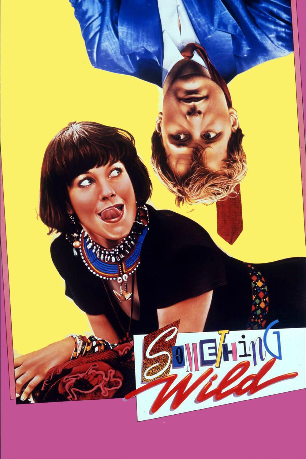 Poster for SOMETHING WILD
