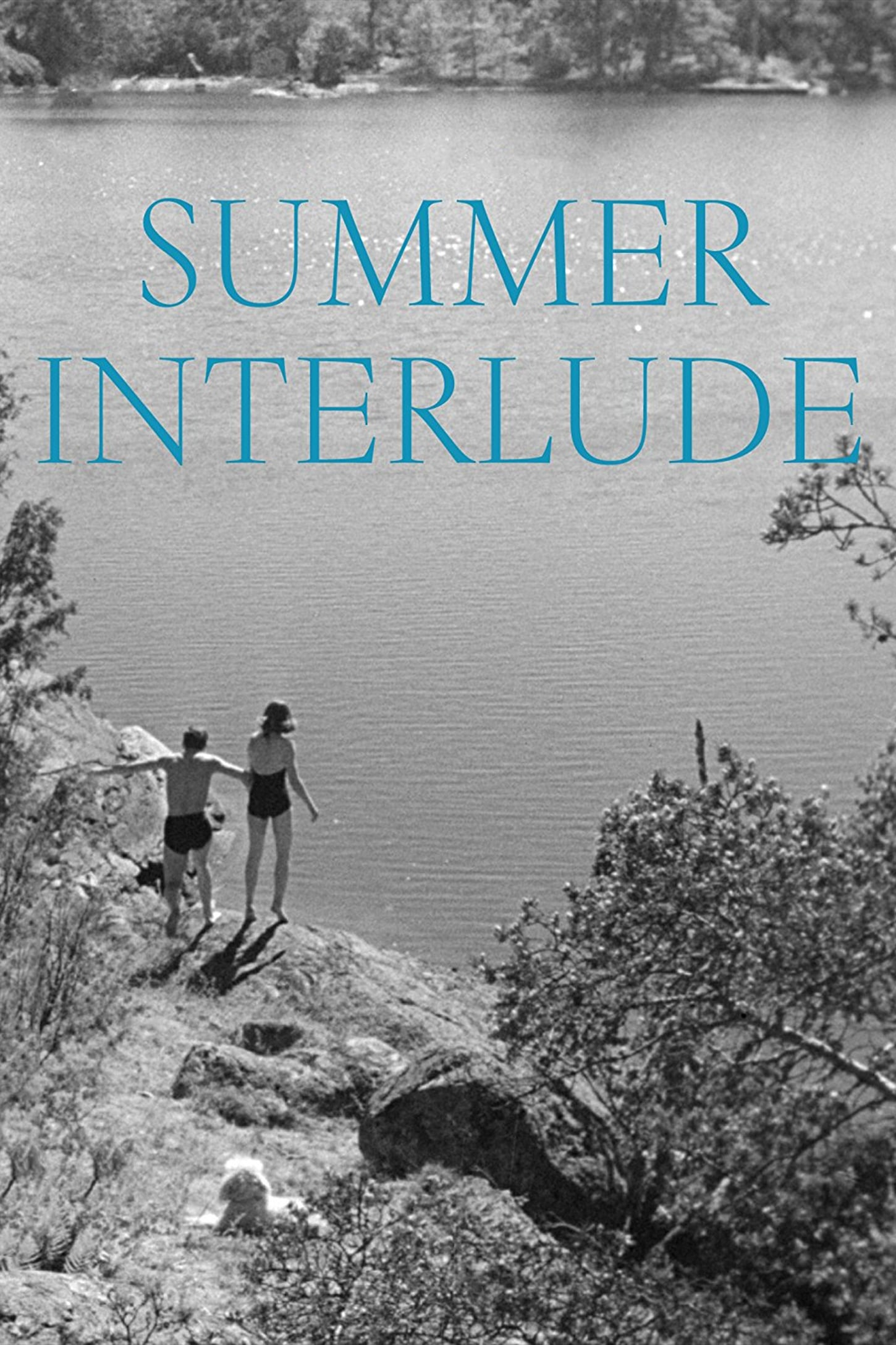 Poster for SUMMER INTERLUDE