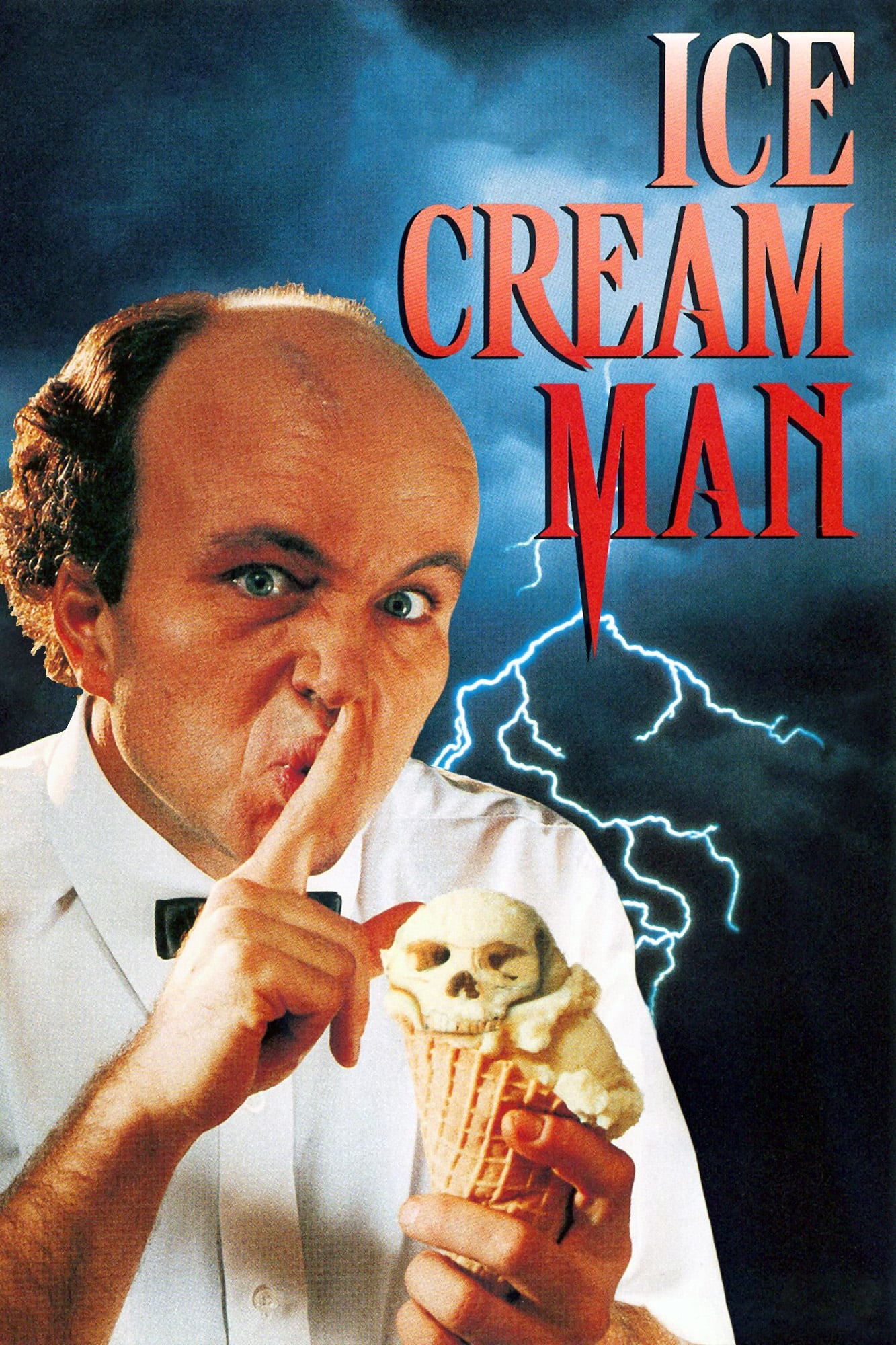 Poster for ICE CREAM MAN