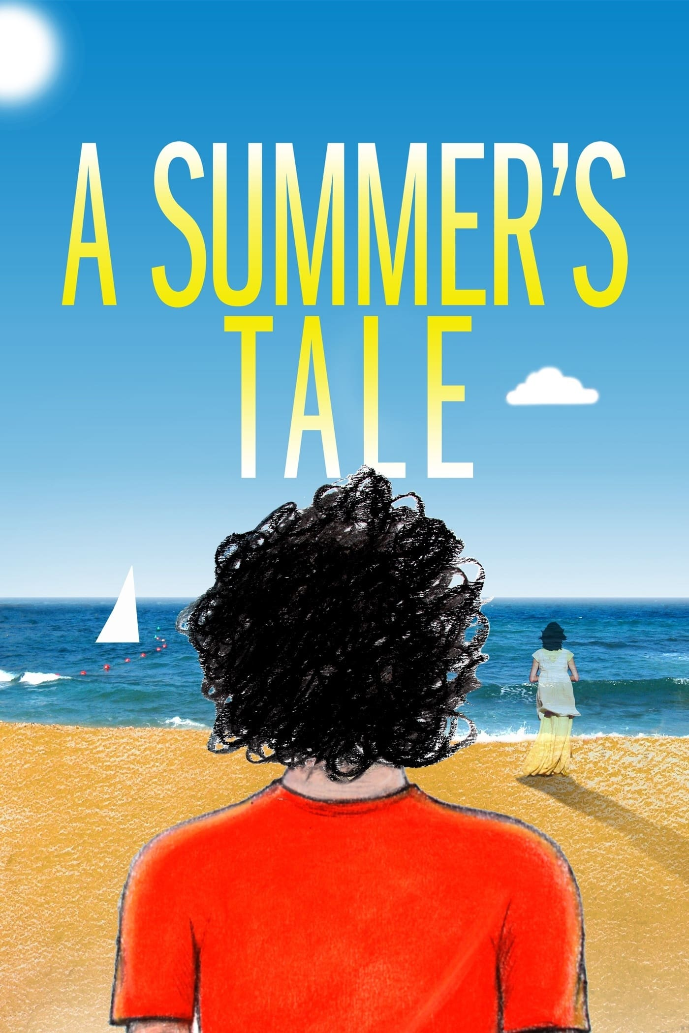 Poster for A TALE OF SUMMER