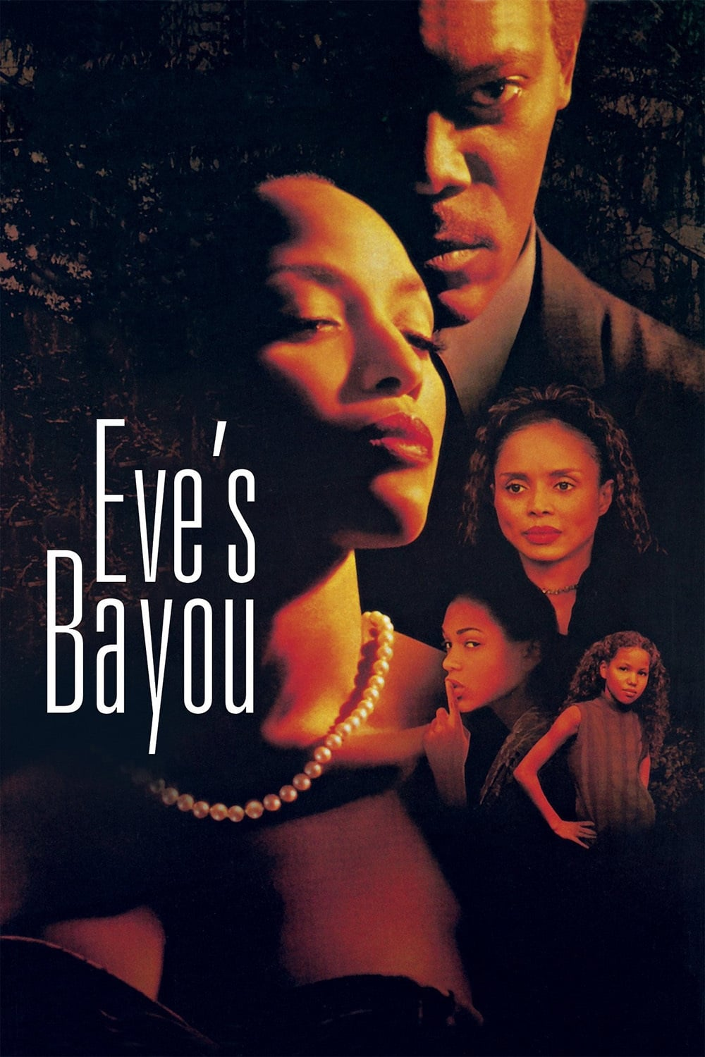 Poster for EVE'S BAYOU