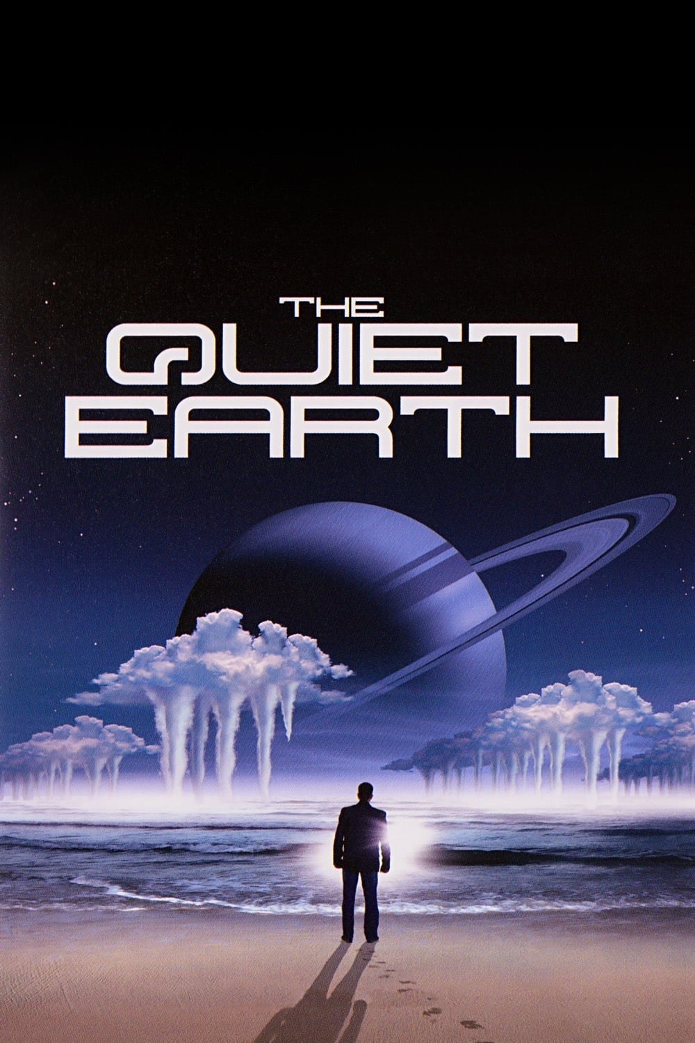 Poster for THE QUIET EARTH