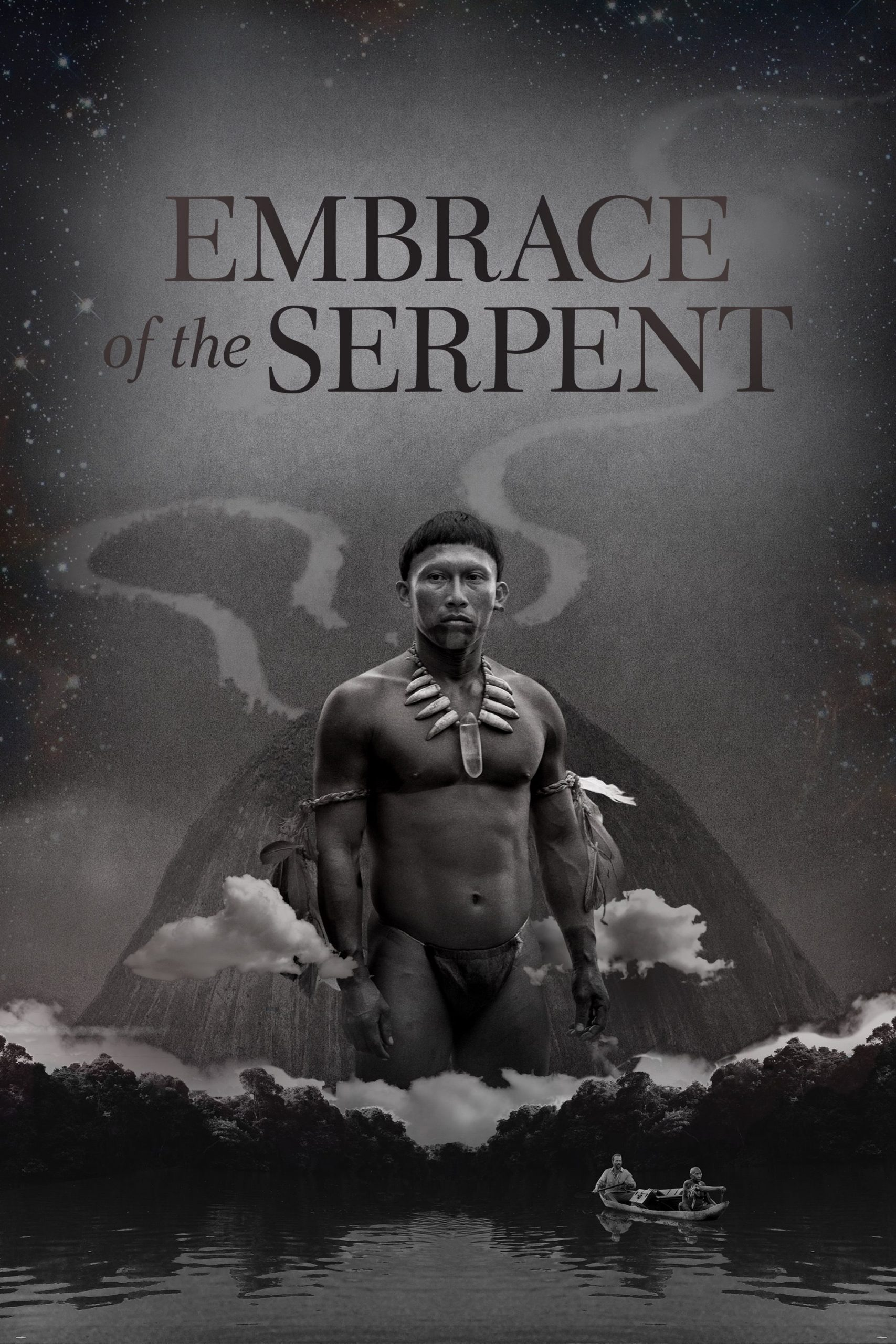 Poster for EMBRACE OF THE SERPENT