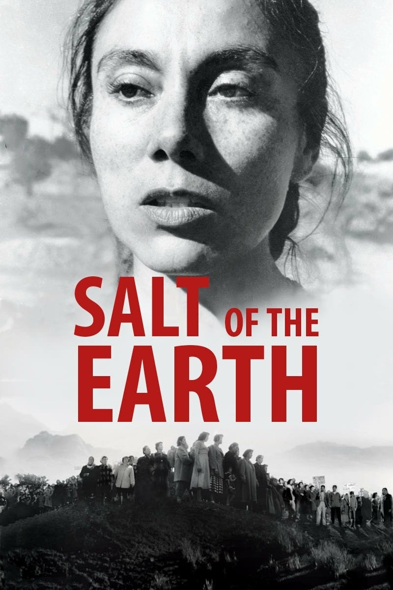 Poster for SALT OF THE EARTH