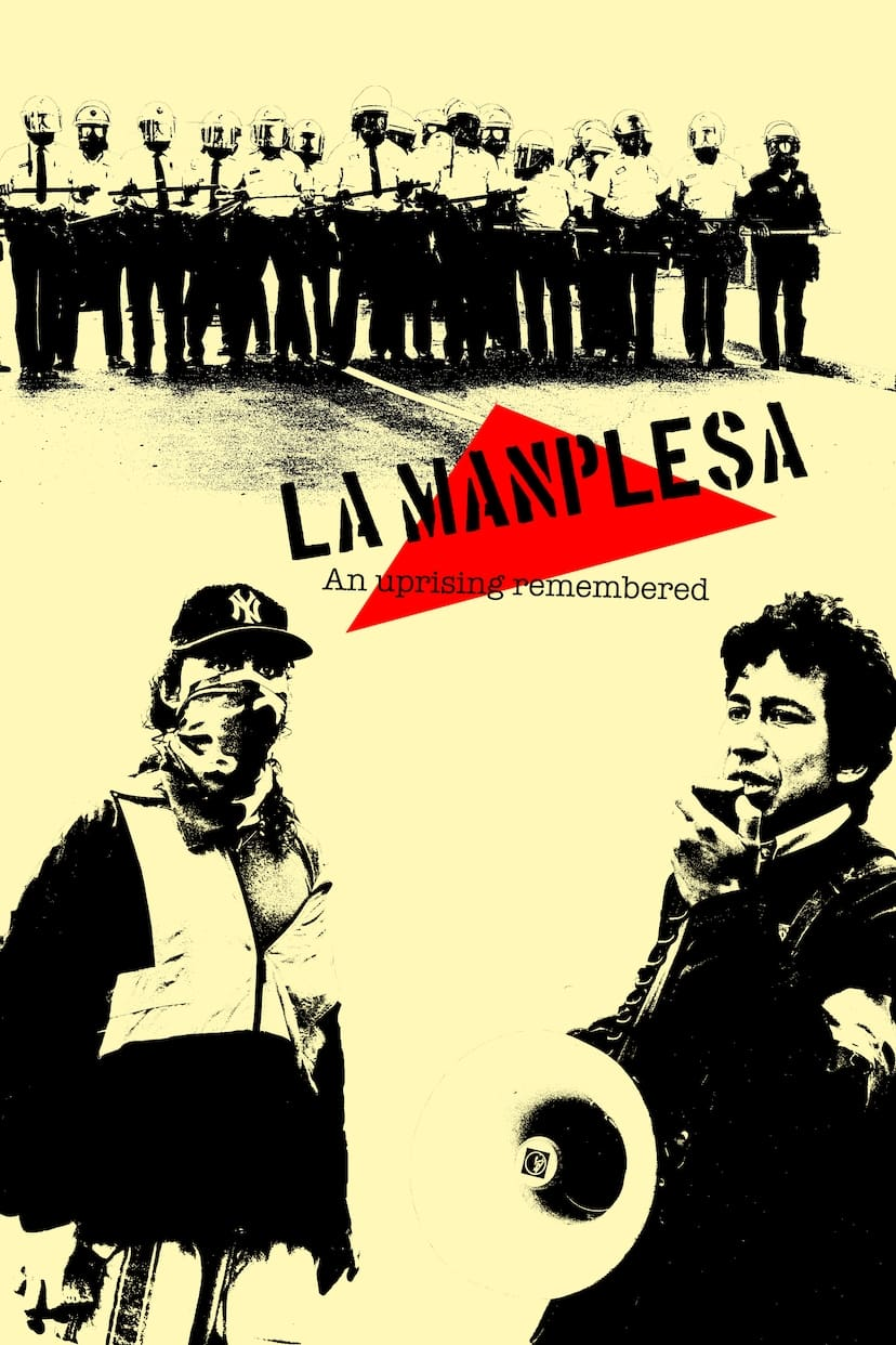 Poster for La Manplesa: An Uprising Remembered w/ Special Guests