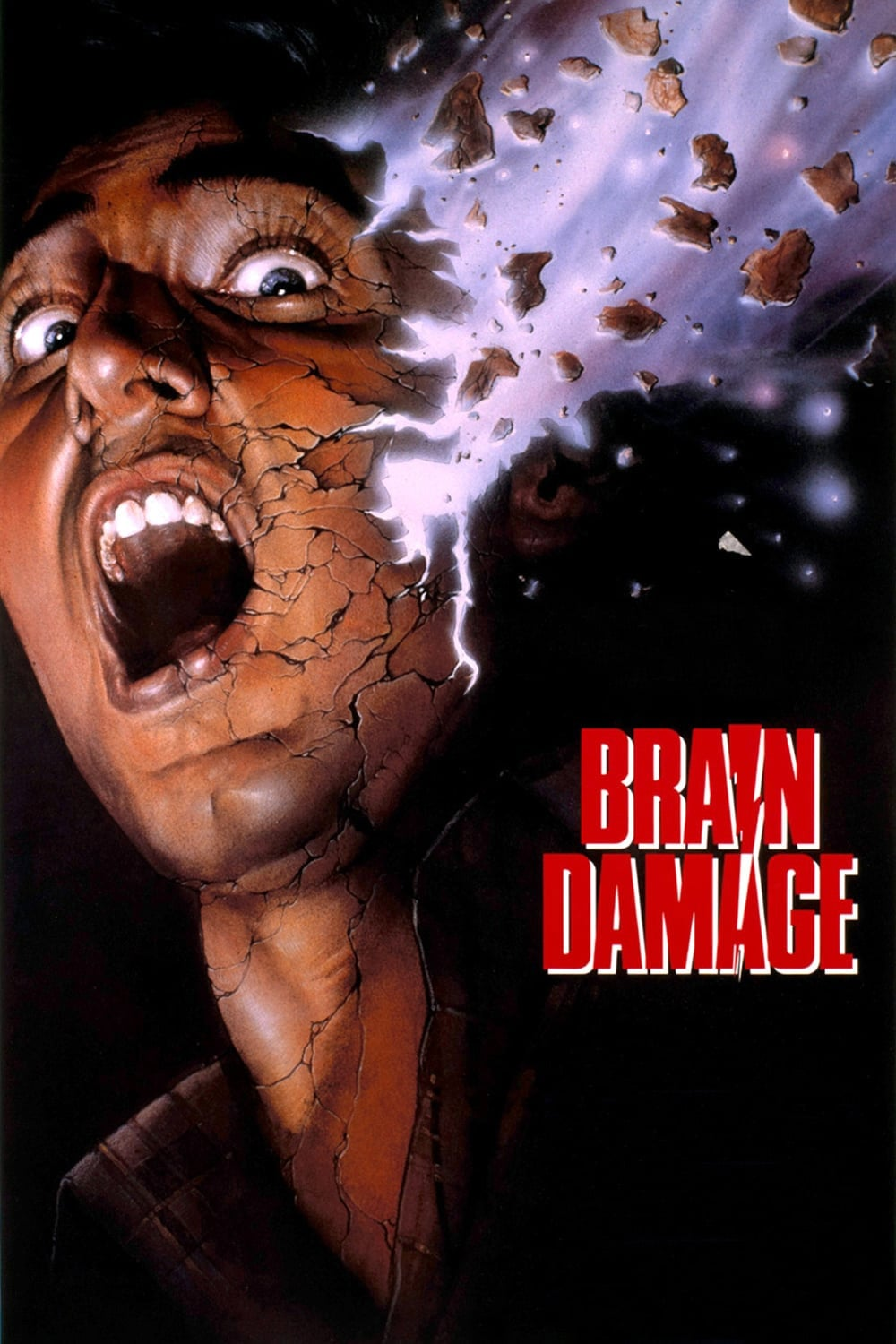 Poster for BRAIN DAMAGE
