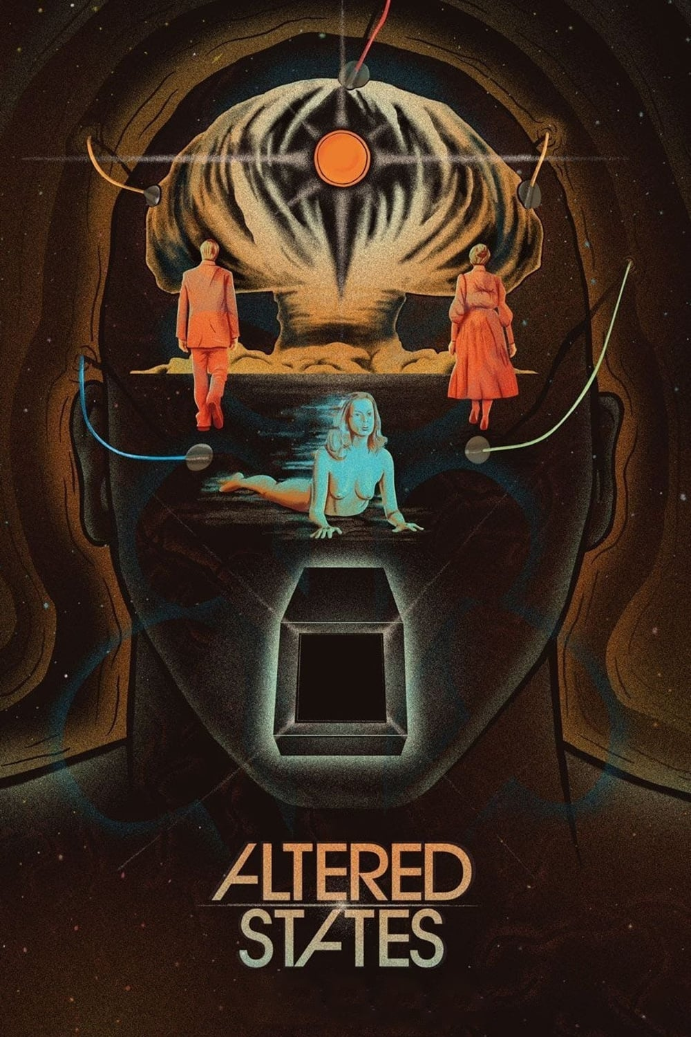 Poster for ALTERED STATES