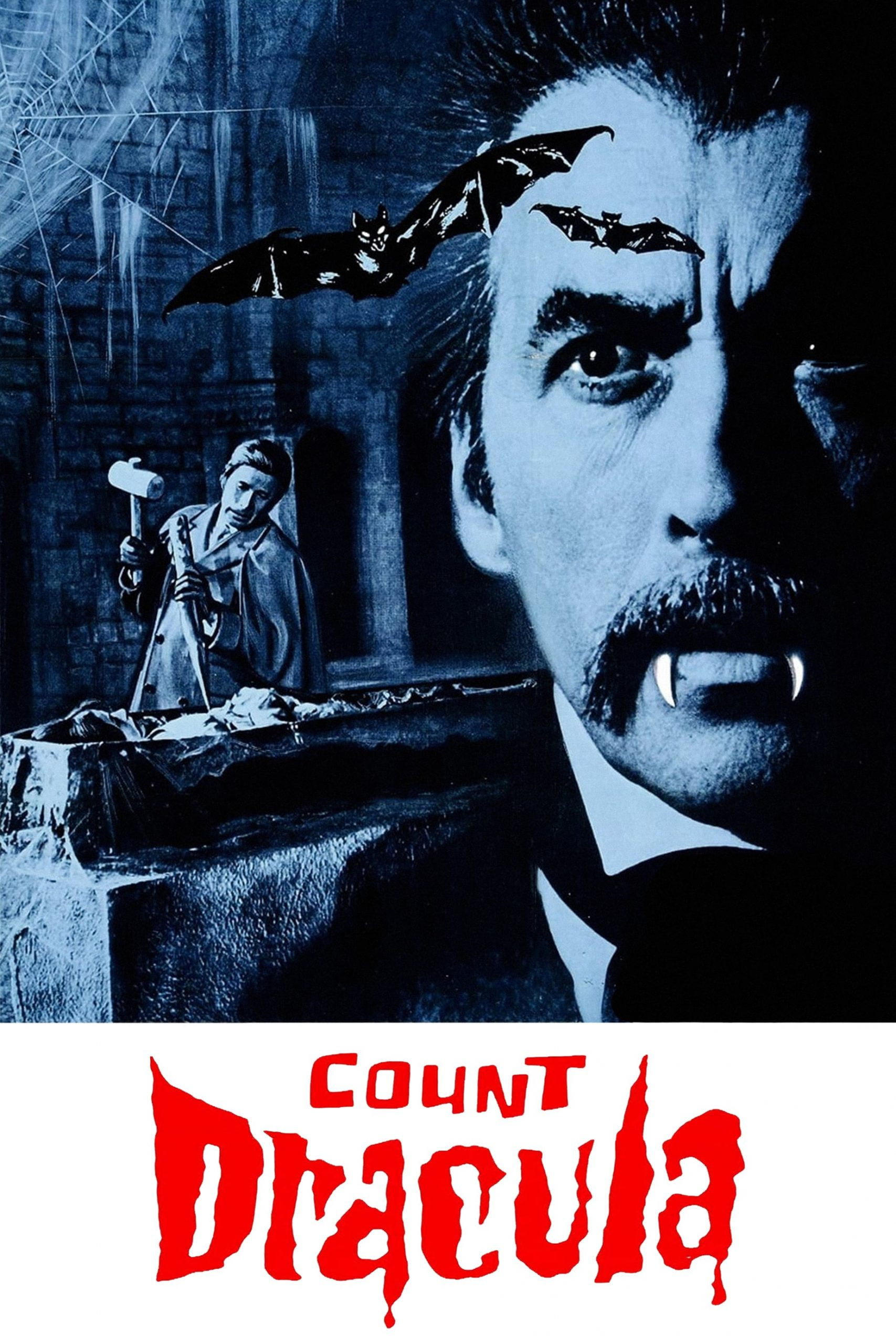 Poster for COUNT DRACULA