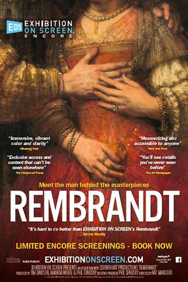Poster for Rembrandt