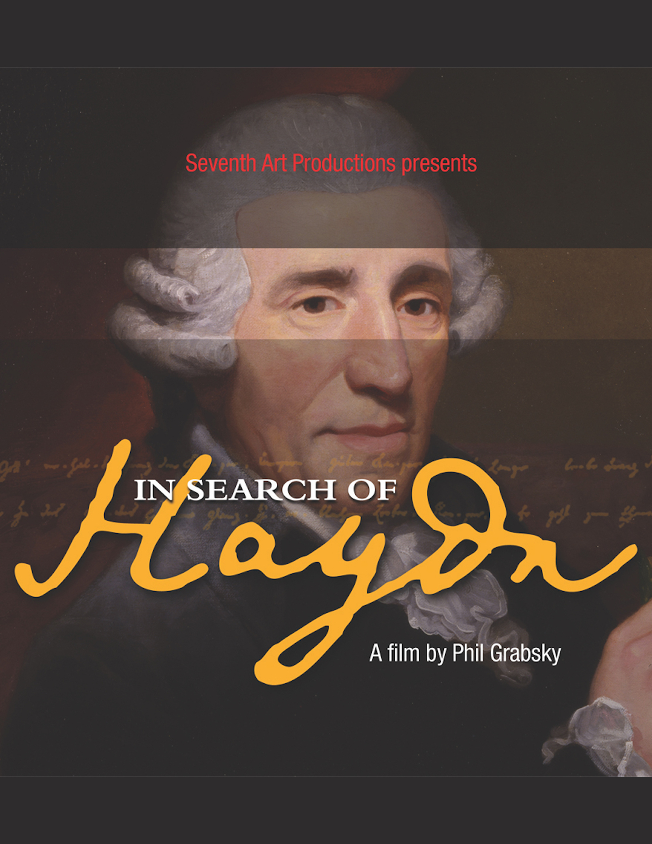 Poster for In Search of Haydn