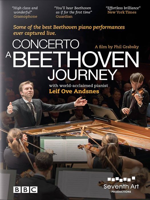 Poster for Concerto- A Beethoven Journey