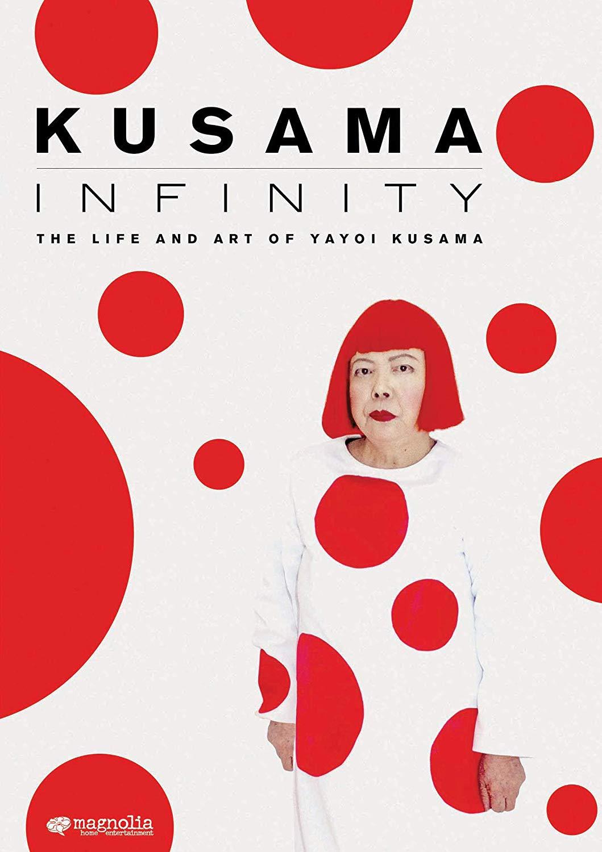 Poster for Kusama Infinity (Kusama)