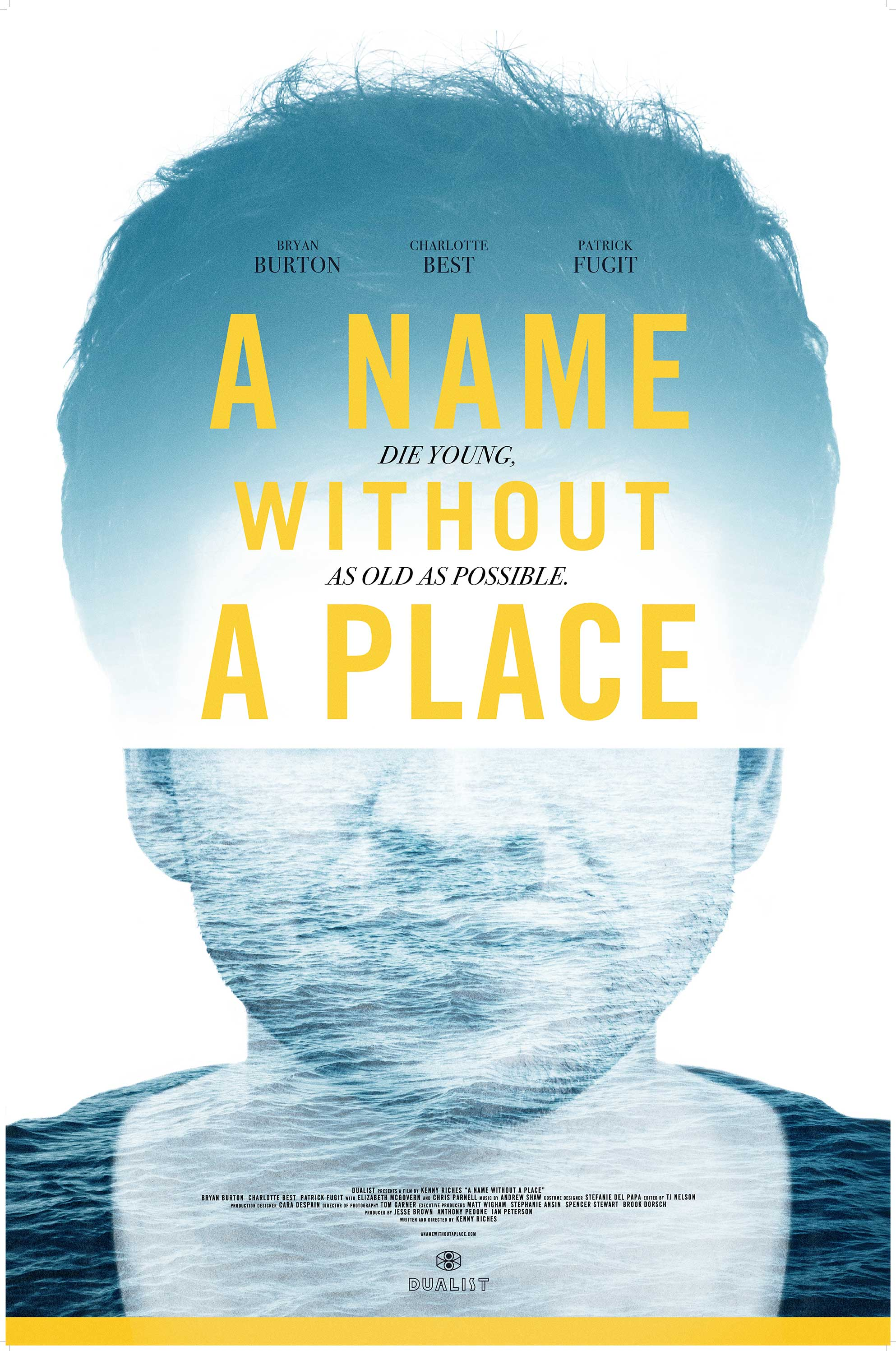Poster for A Name Without A Place