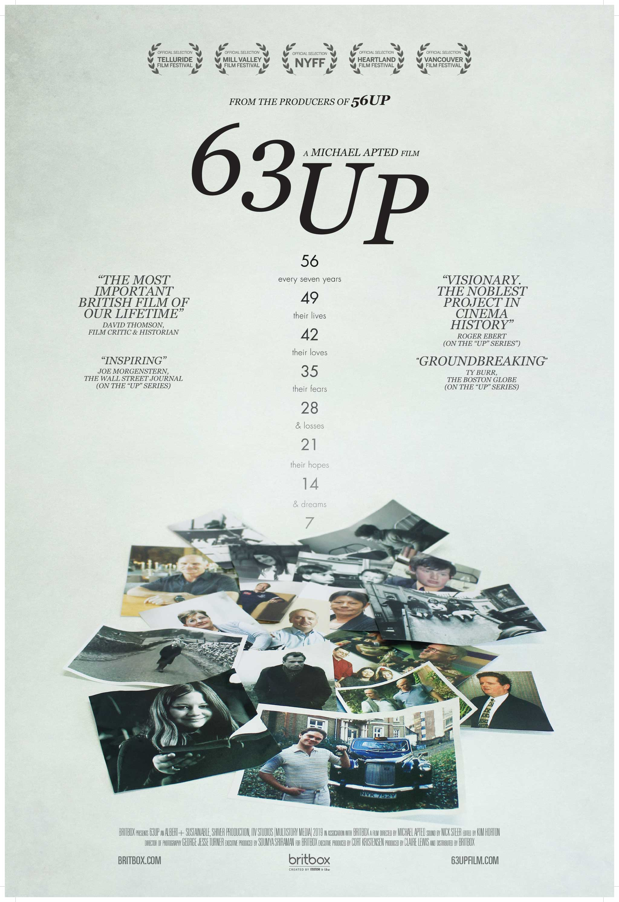 Poster for 63 Up