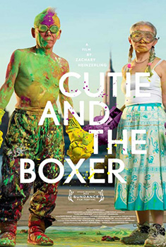 """Poster for <span class=""""title-with-link"""">Cutie and the Boxer (AFS)</span> <a href=""""https://zoetropolis.com/movies/cutie-and-the-boxer/"""">See All Screenings</a>"""