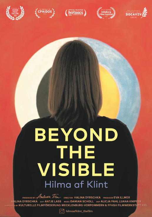 Poster for Beyond The Visible, Hilma af Klint