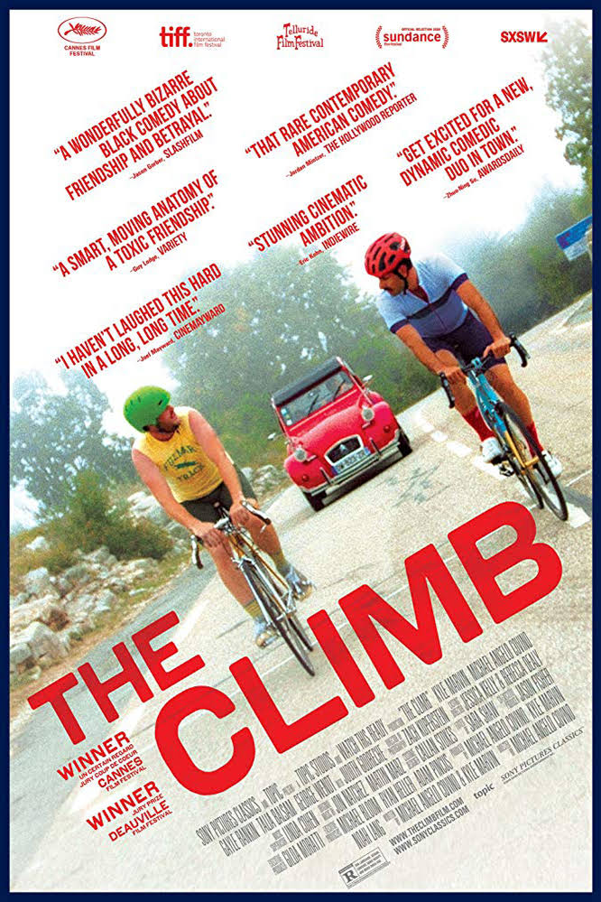 Poster for The Climb
