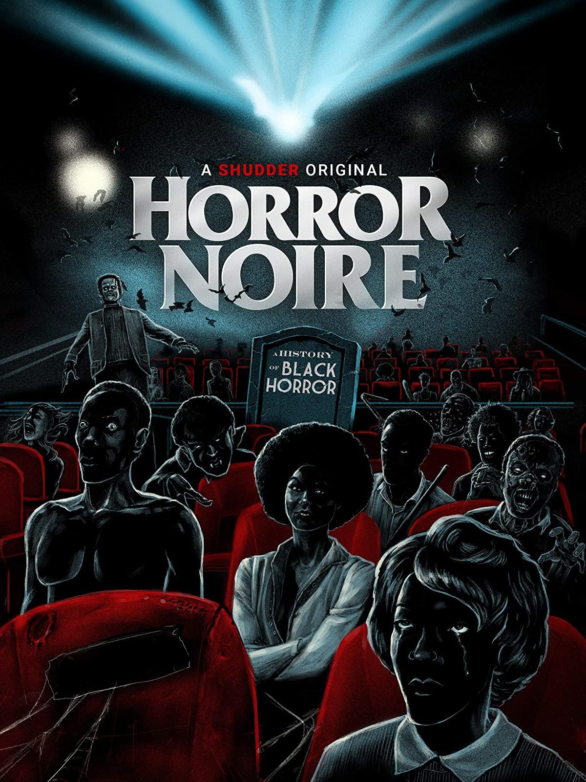 Poster for Horror Noire: A History of Black Horror