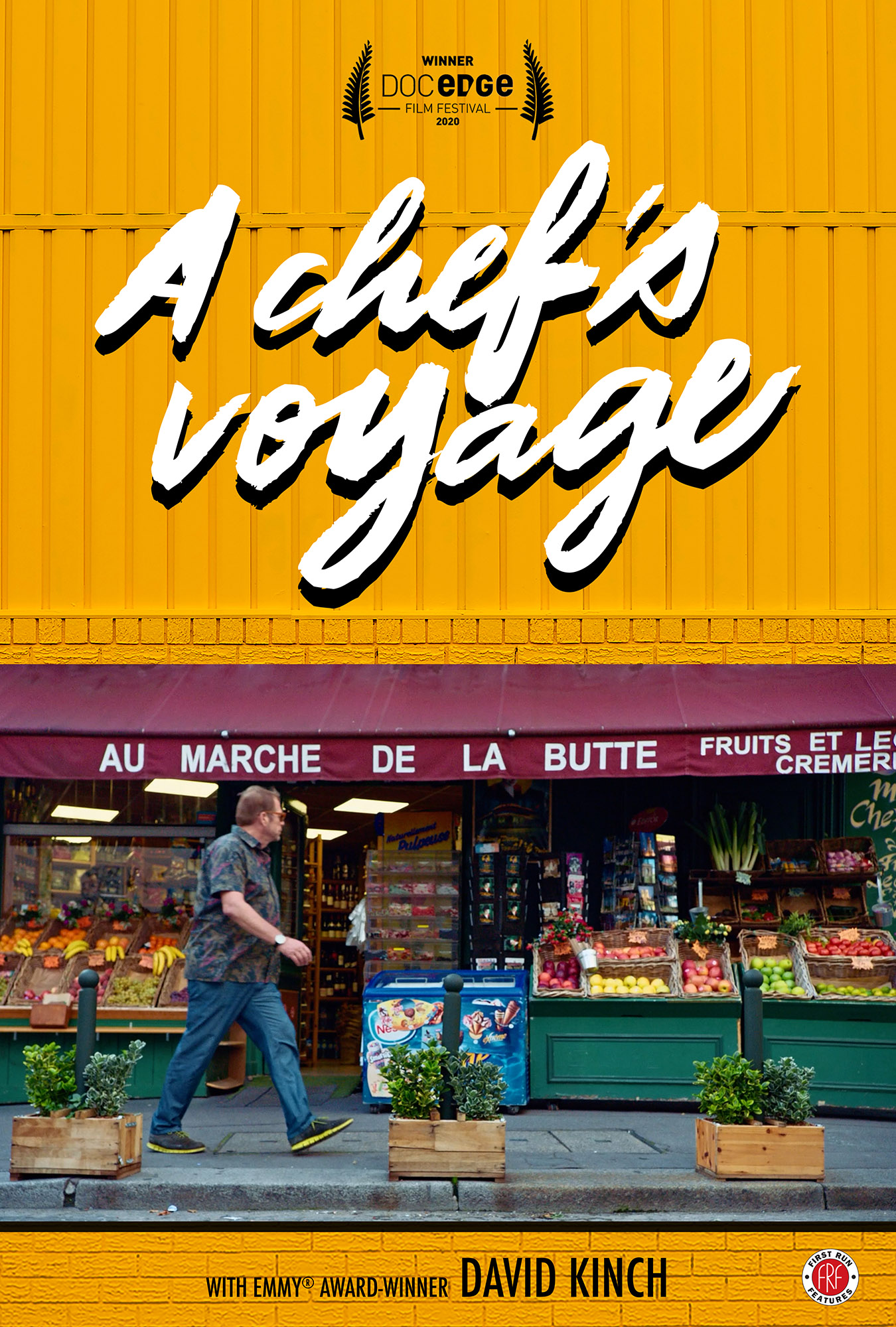 Poster for A Chef's Voyage