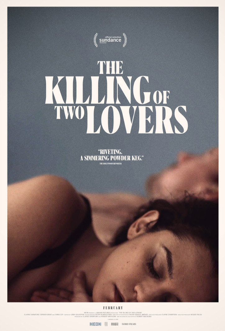 Poster for Killing of Two Lovers