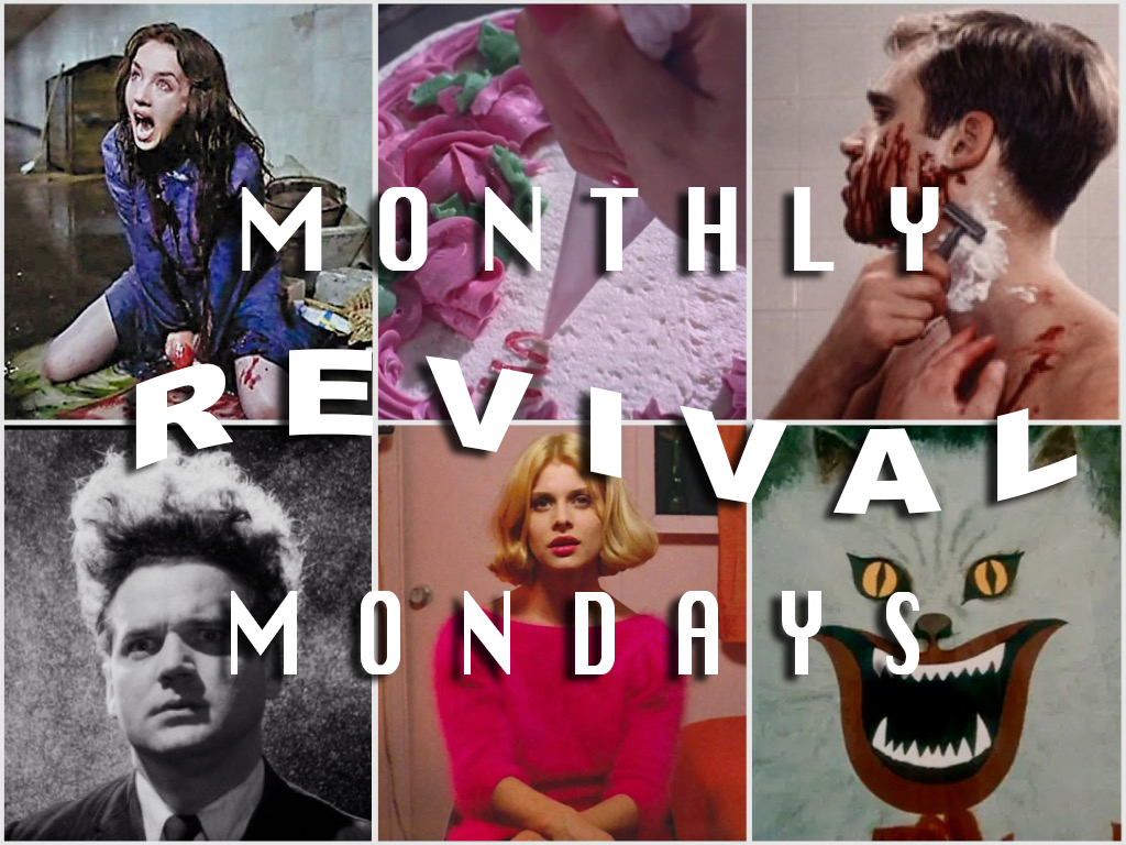 Poster for Monthly Revival Mondays