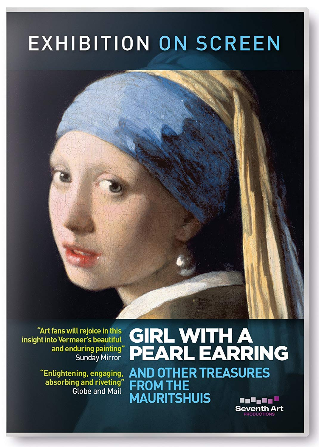 Poster for Girl With A Pearl Earring