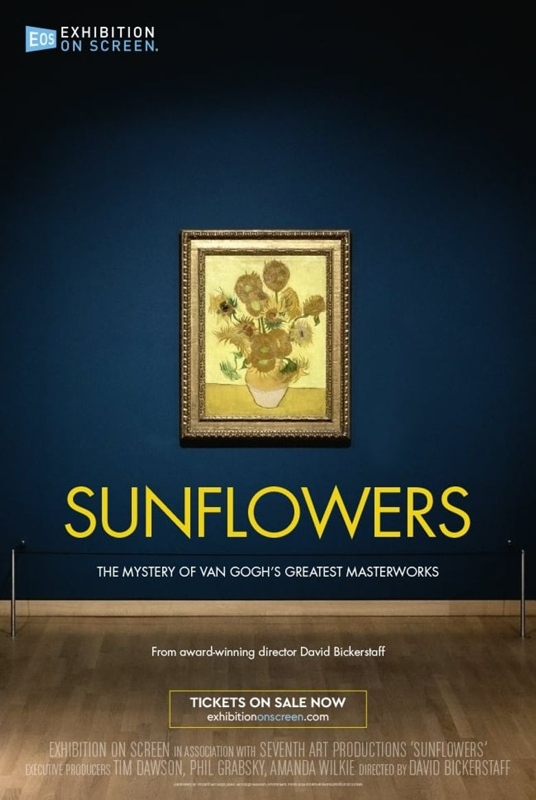 Poster for Sunflowers