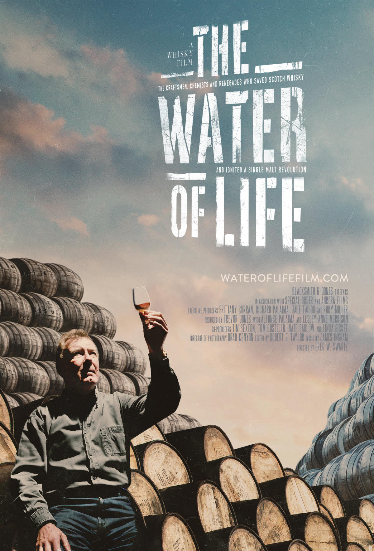 Poster for The Water of Life