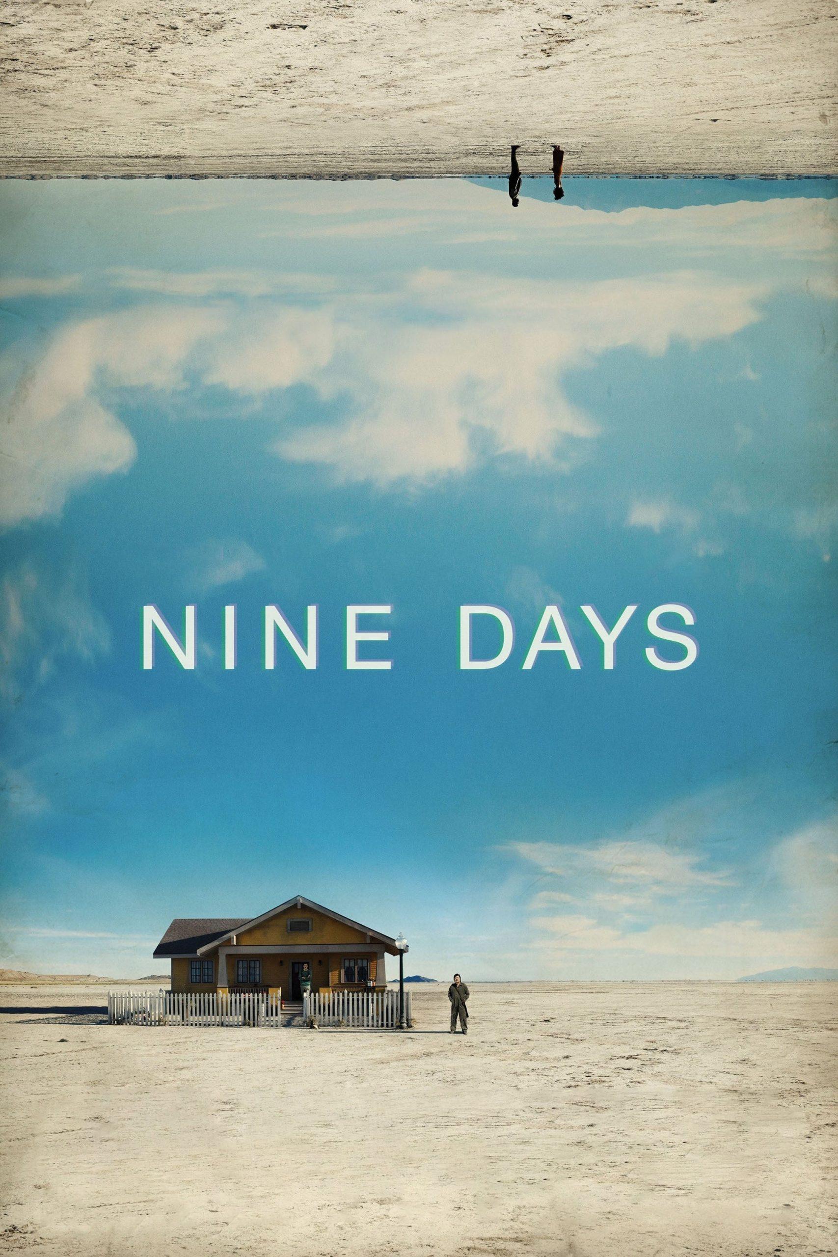 Poster for Nine Days