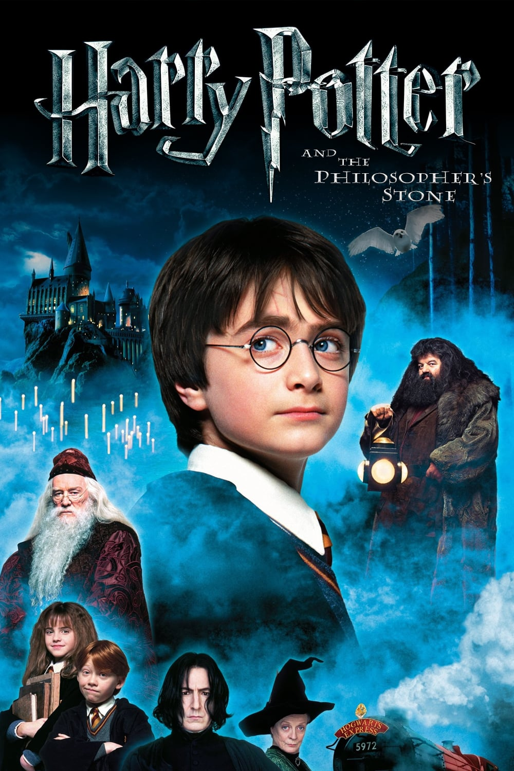 Poster for Harry Potter and the Sorcerer's Stone