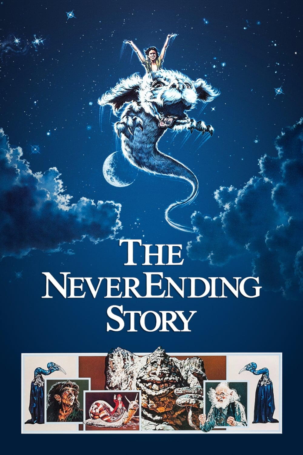 Poster for Carl's Movie Night: The NeverEnding Story (Carl's Movie Night)
