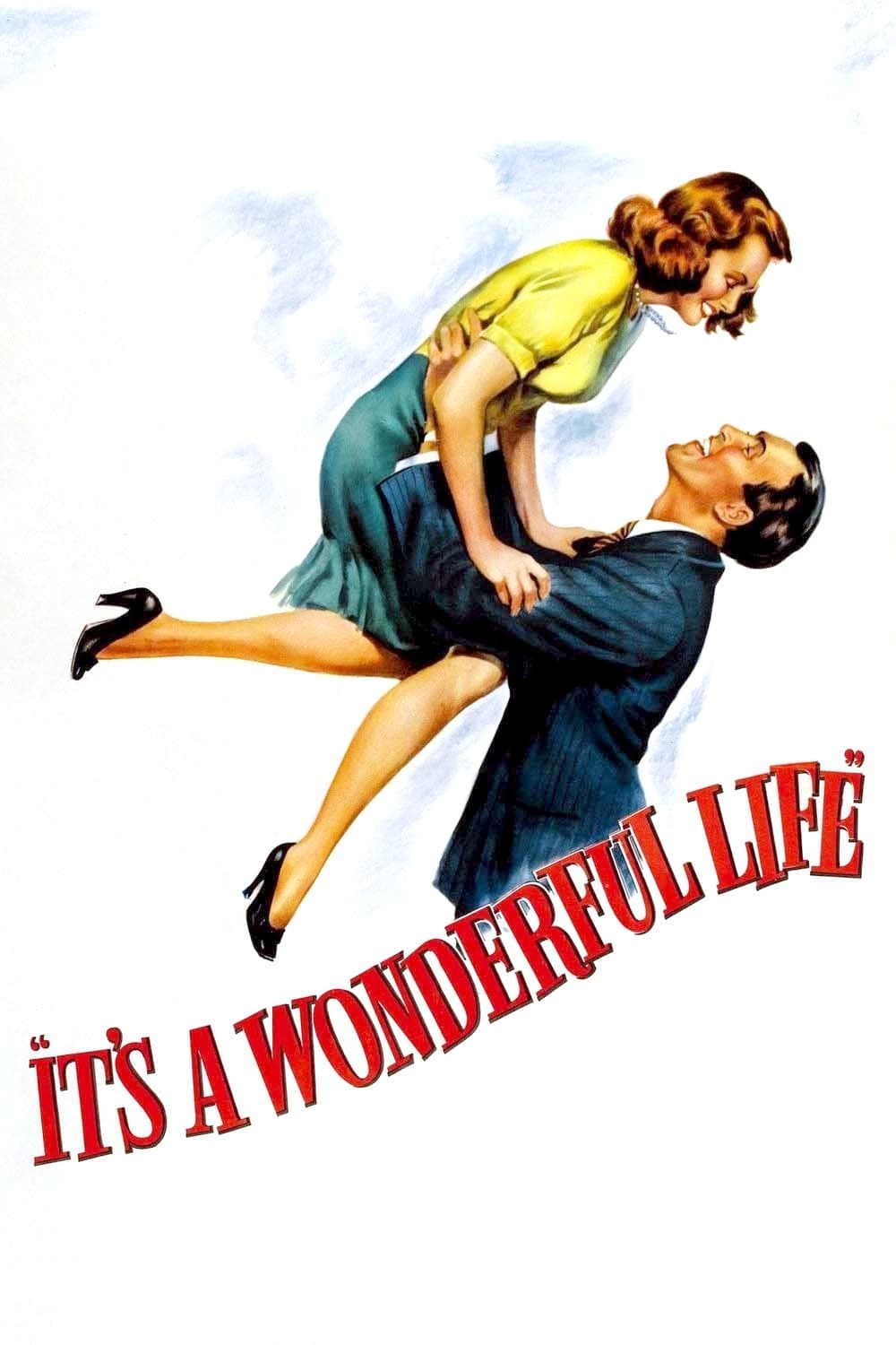 Poster for Philosophy-Drinks-Film (PDF): It's a Wonderful Life