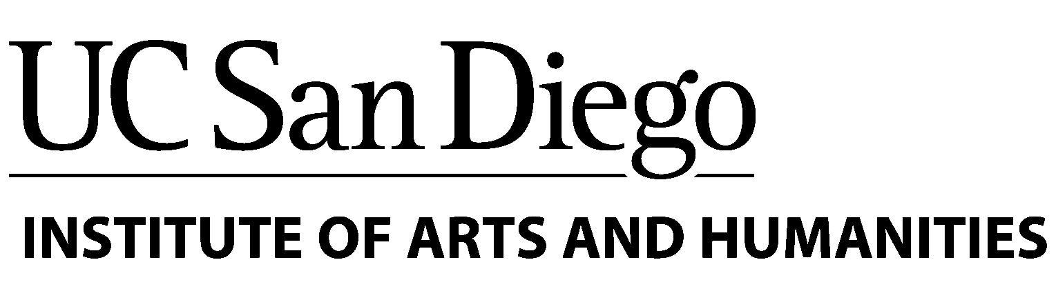 UCSD Institute of Arts and Humanities logo