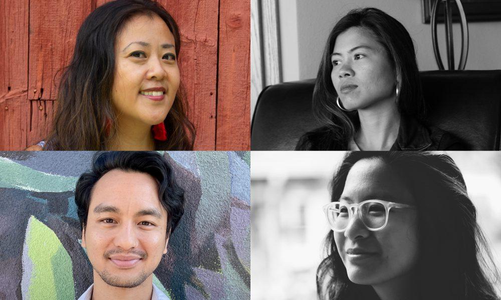 Clockwise from top left: Betty Yu, Oahn-Nhi Nguyen, Jamie Woo, and Gerry Leonard