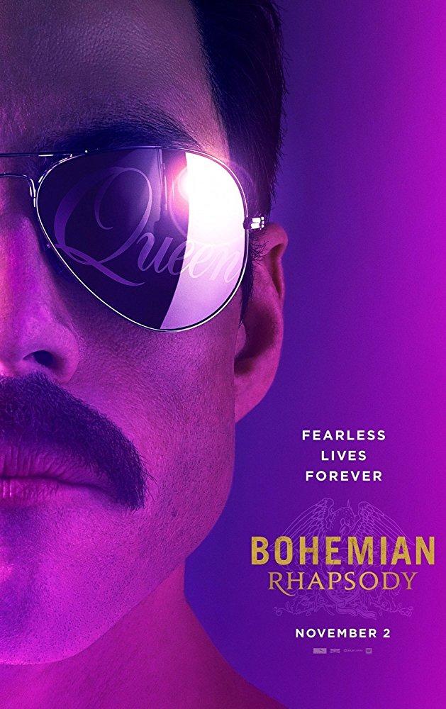 Poster for Bohemian Rhapsody